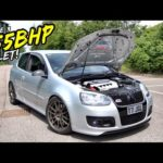 THIS *FULLY BUILT 455BHP* GOLF GTI EDITION 30 IS RIDICULOUSLY FAST!!