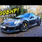 THIS HYBRID TURBO 900BHP 911 TURBO S GIVES FAST A NEW MEANING!