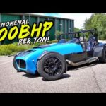 THIS TERRIFYING KIT CAR HAS MORE POWER TO WEIGHT THAN A *BUGATTI VEYRON*