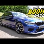 THIS TUNED 800BHP BMW M5 COMPETITION IS PURE SAVAGERY!!