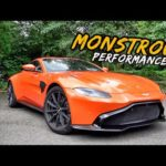 THIS TWIN TURBO 503BHP V8 ASTON MARTIN VANTAGE IS A BEAST!