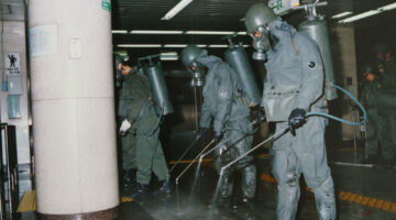 The Crazy True Story Of The Tokyo Subway Sarin-Gas Attack