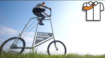 The Highcycle - Social Distance Bike
