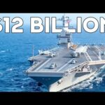 The Most Expensive Warship In The US Navy
