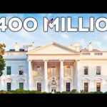 The Secret Costs Of The White House