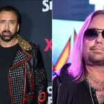 The controversial incident involving Vince Neil and Nicolas Cage