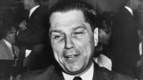 The real reason Jimmy Hoffa ended up in prison
