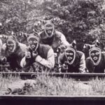 The truth about the Wild West vigilantes who wore horned masks