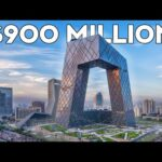 This Empty Tower In Beijing Costs $900 Million