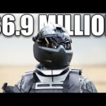 This Is The Most Expensive Military Uniform In The World