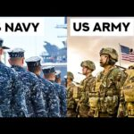 US Navy VS The Army: This Is Who Spends More
