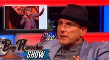 Vinnie Jones Doing X-Factor Helped Him Deal With The Passing Of His Wife | The Big Narstie Show