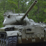 What really happened after a man stole an M60 Patton tank