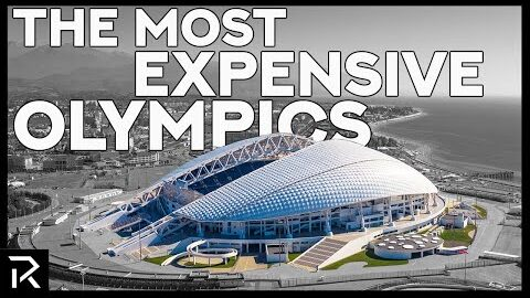 Which Country Has Spent The Most On The Olympics