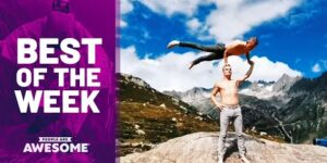 Wildly Strong Balance & More   Best of the Week