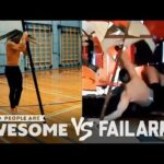 Wins Vs. Fails | Pole Spins, Heavy Lifting & More | PAA Vs. FailArmy!