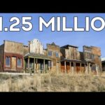 You Can Buy This Ghost Town For $1.25 Million Dollars