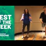 You Haven't Seen a Tap Dance Routine Like This | Best of the Week
