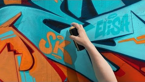 cleanest GRAFFITI with FAMOUS   WRITERS !! Schichtweise Jam 2019 report