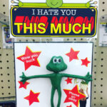 Comedian Creates Fake Christmas Toy Gifts And Places Them In Stores