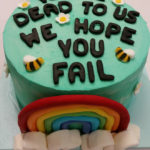 Hilariously Mean Farewell Cakes