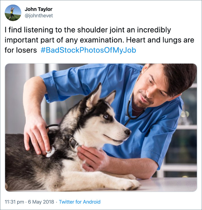 I find listening to the shoulder joint an incredibly important part of any examination. Heart and lungs are for losers.