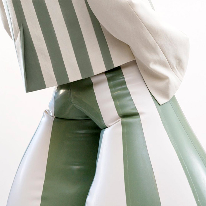 Are you man enough to fill these pants?