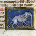 How Medieval Artists Painted Elephants (They Had Apparently Never Seen an Elephant)