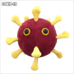 This Company Makes Plush Toys of COVID-19 And Other Diseases