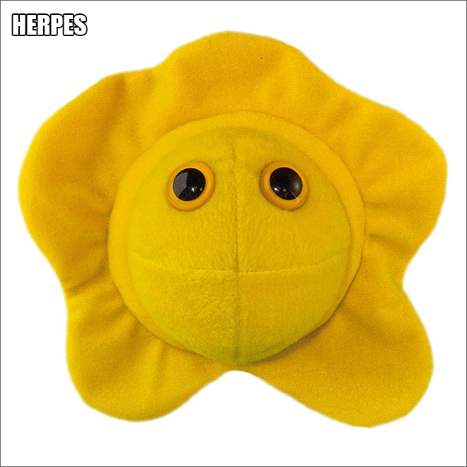 Would you play with this plush toy?