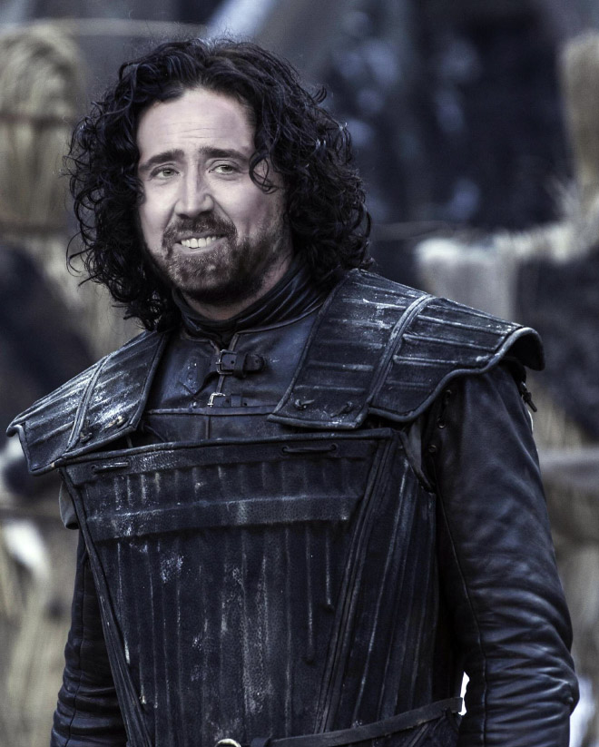 If Nic Cage played every role in Hollywood...