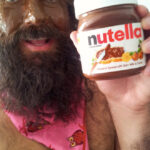 People On Social Media Are Covering Their Face With Nutella For Attention