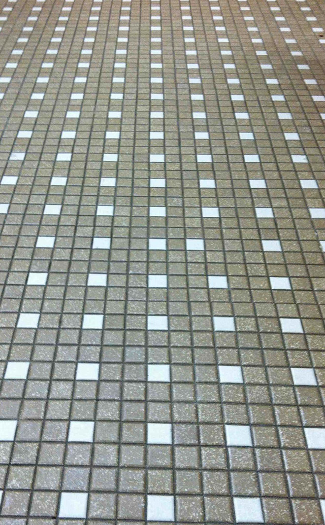 This floor design is so annoying!