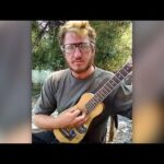 """""""The Sky is Blue"""" by Cash, a Homeless Street Musician"""