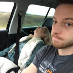 Husband Compiles a Gallery of All The Fun Road Trips He Took With His Wife