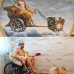 This Russian Facebook Group Is Recreating Famous Paintings While Isolating, And They're Brilliant