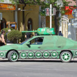For Some Strange Reason Russians Love To Turn Their Cars Into Tanks
