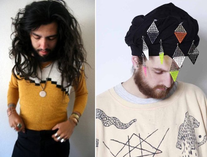 Modeling for your Etsy girlfriend is tough.