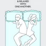 Find Out What Your Sleeping Positions Say About Your Relationship!