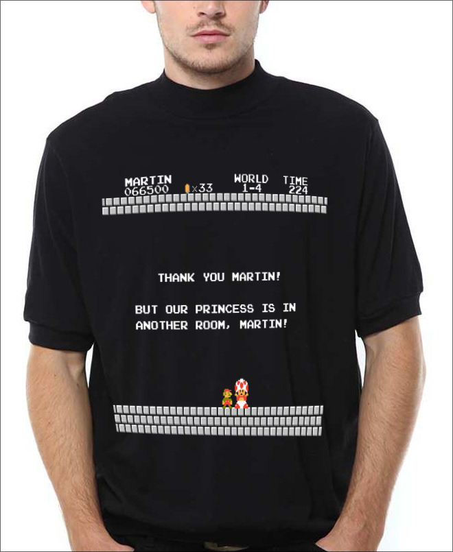 There's something wrong with this shirt...