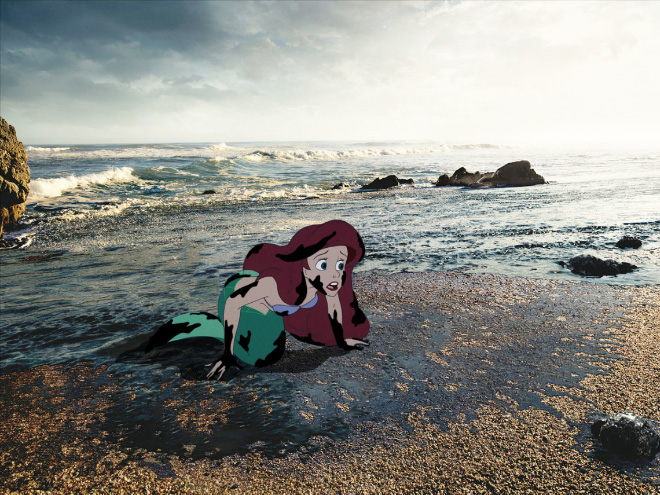 Unhappily ever after.