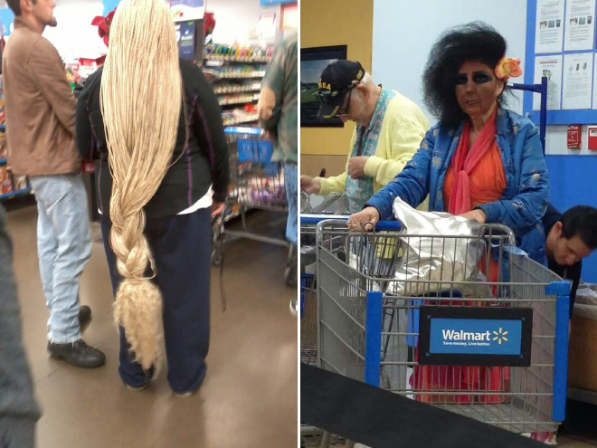 People of Walmart.